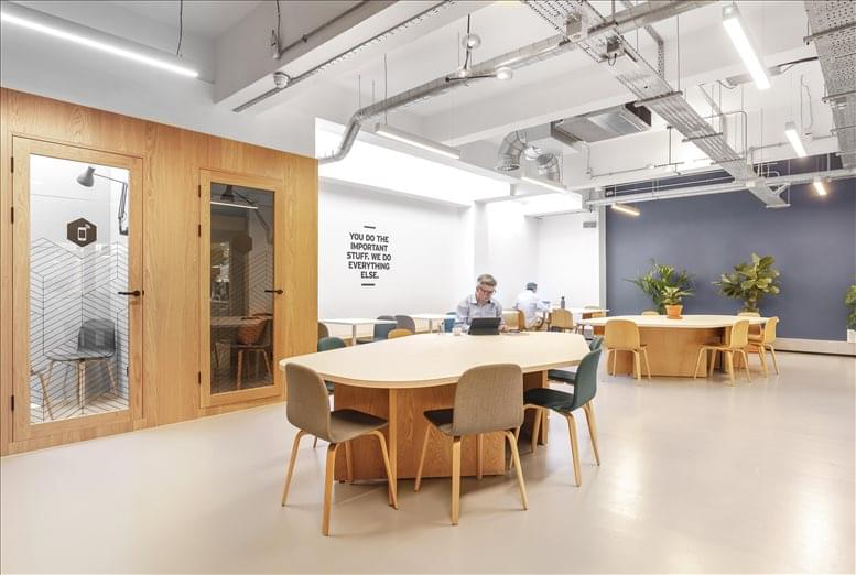 Image of Offices available in Chiswick: The Garment Building, 9 Fishers Lane