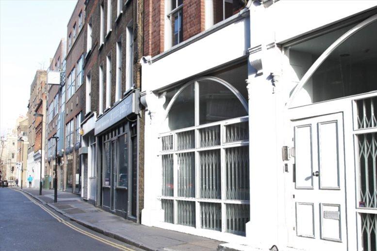 38-39 St John's Lane, Farringdon Office Space Farringdon