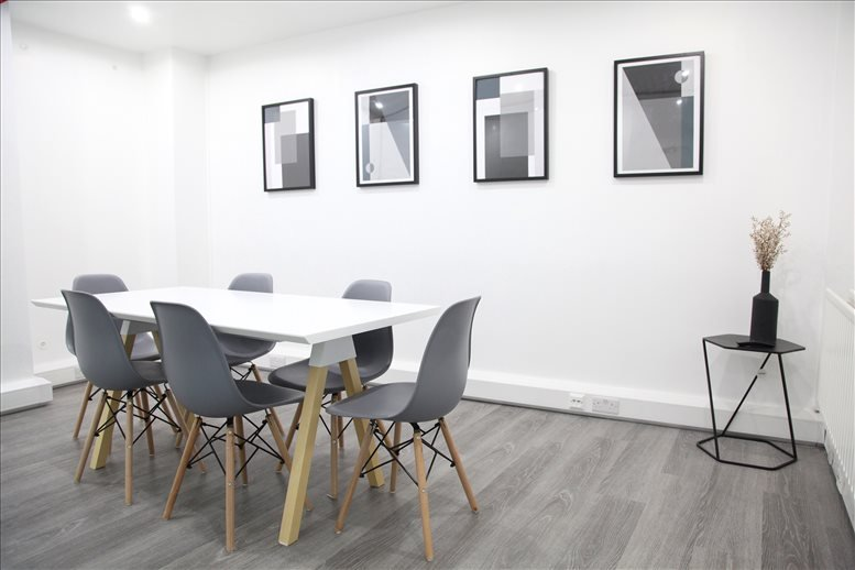 Picture of 38-39 St John's Lane, Farringdon Office Space for available in Farringdon