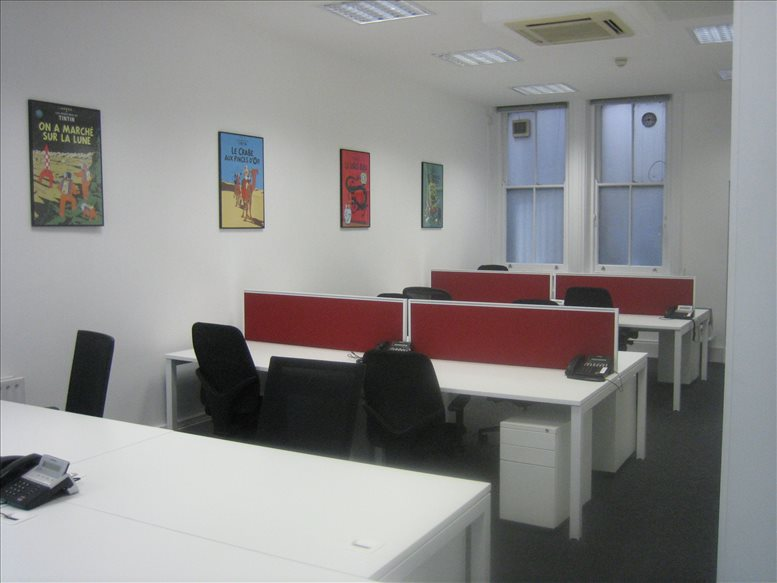 Photo of Office Space on 76 Watling Street, City of London Cheapside