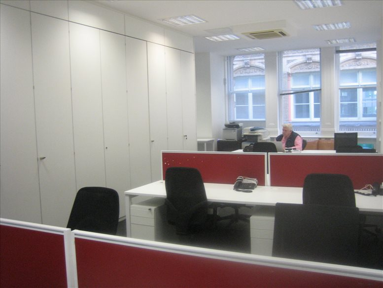 Office for Rent on 76 Watling Street, City of London Cheapside