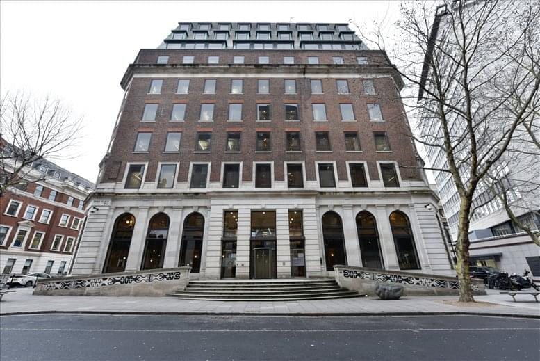 Photo of Office Space on 15-19 Bloomsbury Way - WC1A