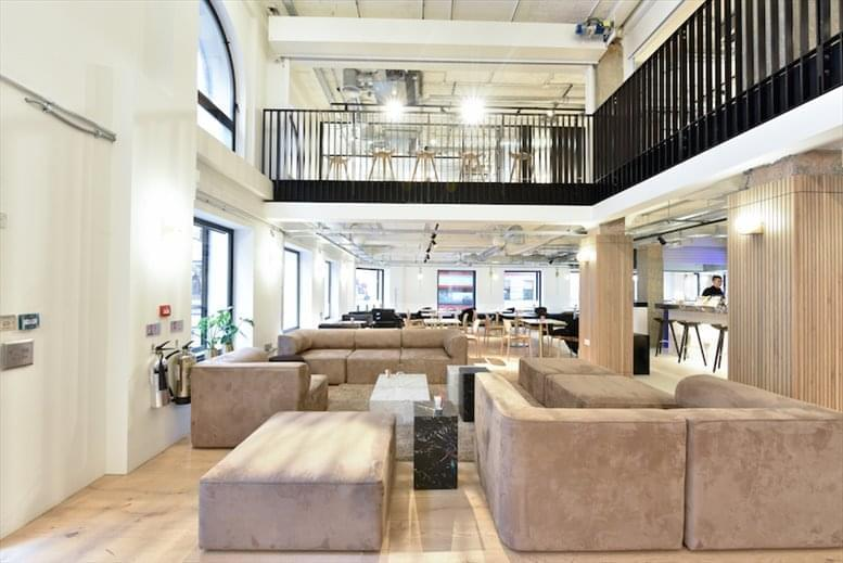 Photo of Office Space on 15-19 Bloomsbury Way, Holborn High Holborn