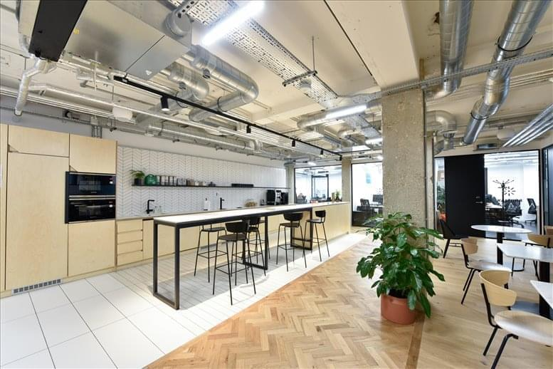 15-19 Bloomsbury Way, Holborn Office for Rent High Holborn
