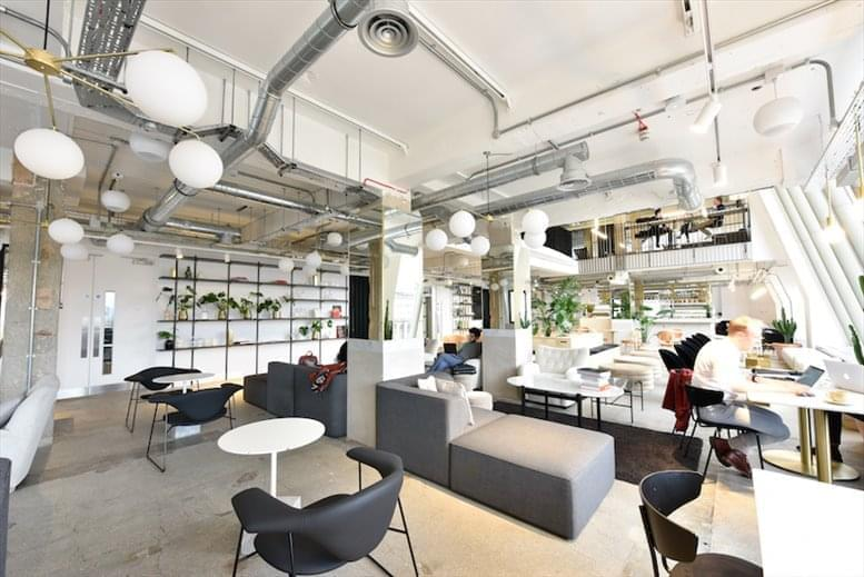 Picture of 15-19 Bloomsbury Way, Holborn Office Space for available in High Holborn