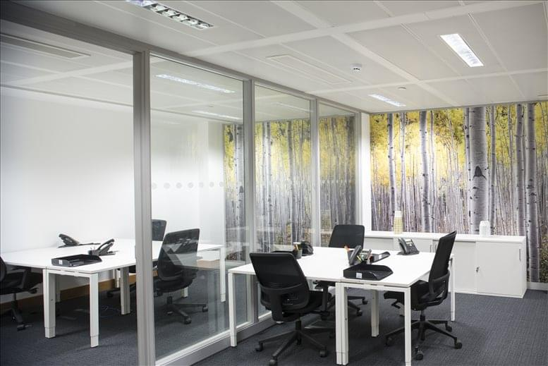 Picture of Parkshot House, 5 Kew Road Office Space for available in Richmond