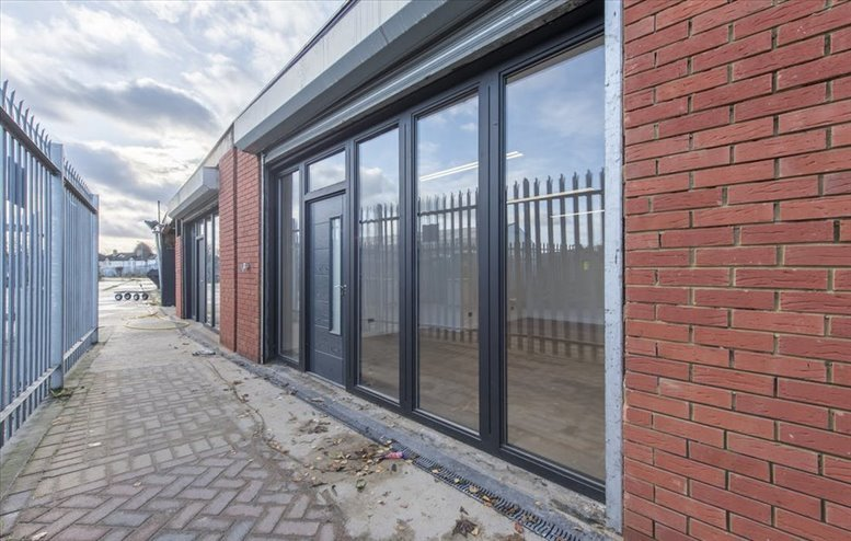 1-5 Archway Close Office Space Wimbledon