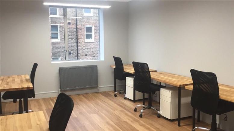 22-25 Portman Close, Marylebone Office Space Marble Arch