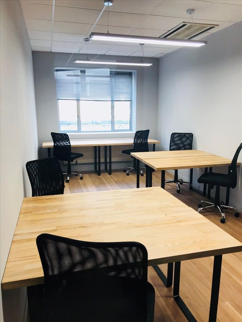 Marble Arch Office Space for Rent on 22-25 Portman Close, Marylebone