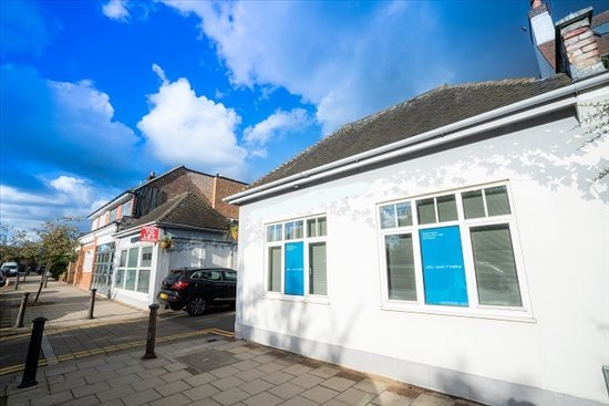Photo of Office Space on 188-192 Sutton Court Road Chiswick