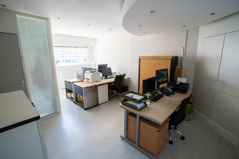 Image of Offices available in Chiswick: 188-192 Sutton Court Road