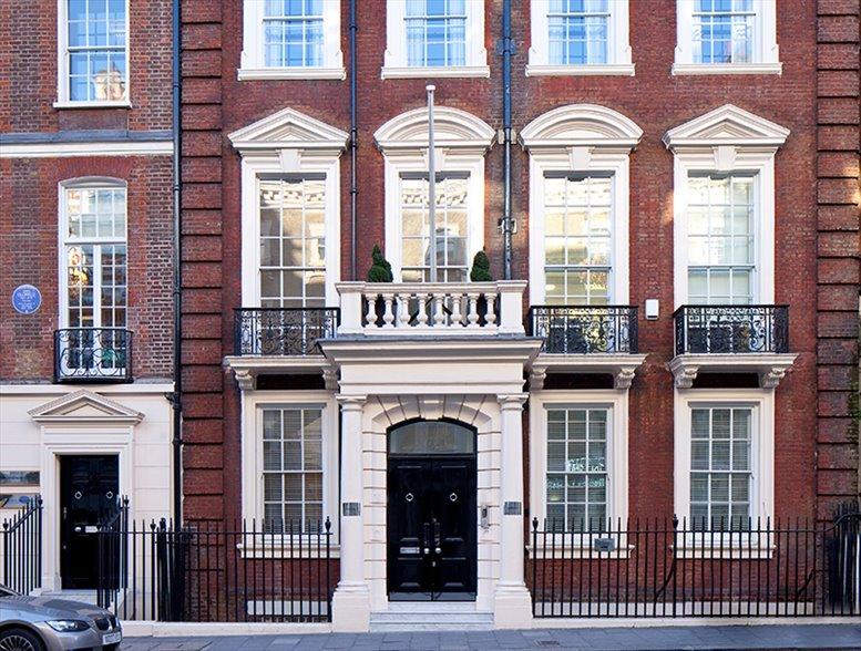 59 Grosvenor Street Office for Rent Mayfair