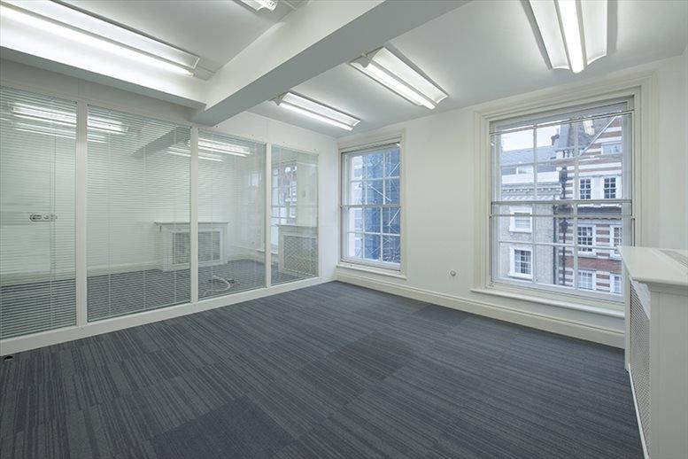 Office for Rent on 59 Grosvenor Street Mayfair