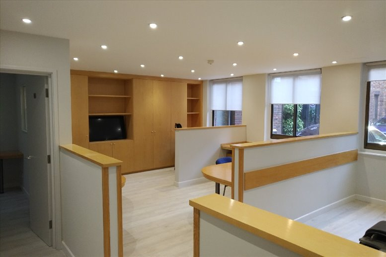 Picture of Cambridge Court, 210 Shepherds Bush Road, Hammersmith Office Space for available in Hammersmith