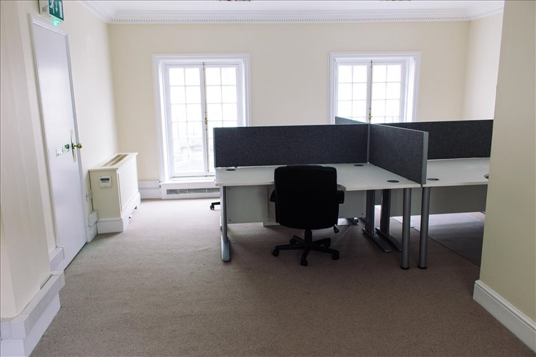 1 Berkeley Square Office Space Mayfair