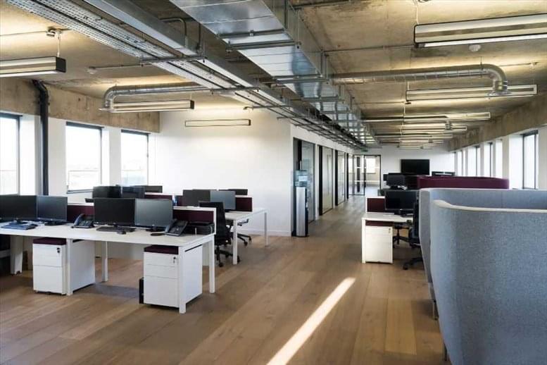 Office for Rent on Clockwork Building, 45 Beavor Lane, Ravenscourt Park Hammersmith