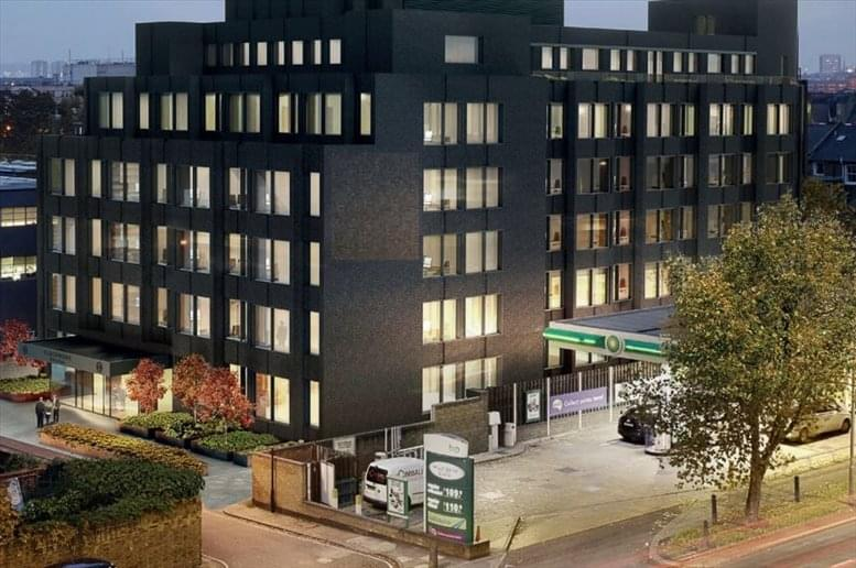 Image of Offices available in Hammersmith: Clockwork Building, 45 Beavor Lane, Ravenscourt Park