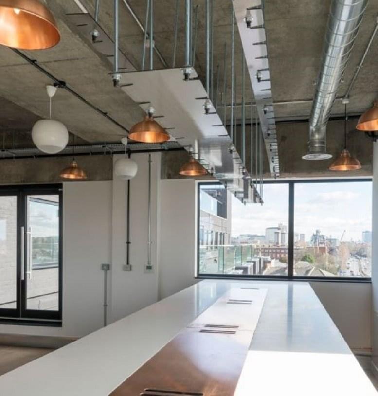 Hammersmith Office Space for Rent on Clockwork Building, 45 Beavor Lane, Ravenscourt Park