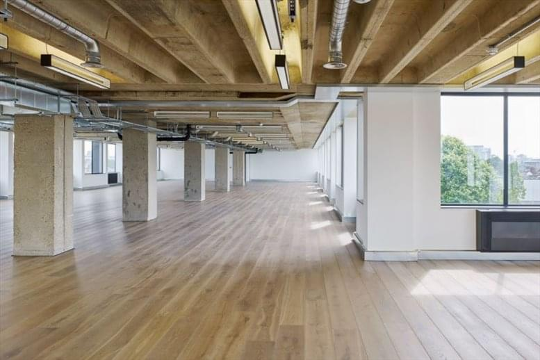 Rent Hammersmith Office Space on Clockwork Building, 45 Beavor Lane, Ravenscourt Park
