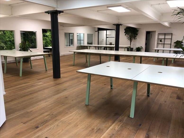 Photo of Office Space on 8-10 Warner Street, London Clerkenwell
