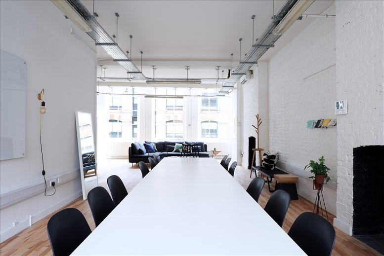 29 Charlotte Road, London Office Space Old Street