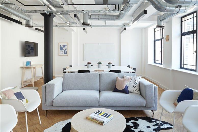 Photo of Office Space on 21 Poland Street Soho