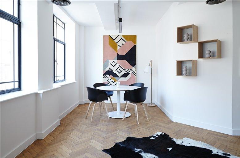 21 Poland Street Office for Rent Soho