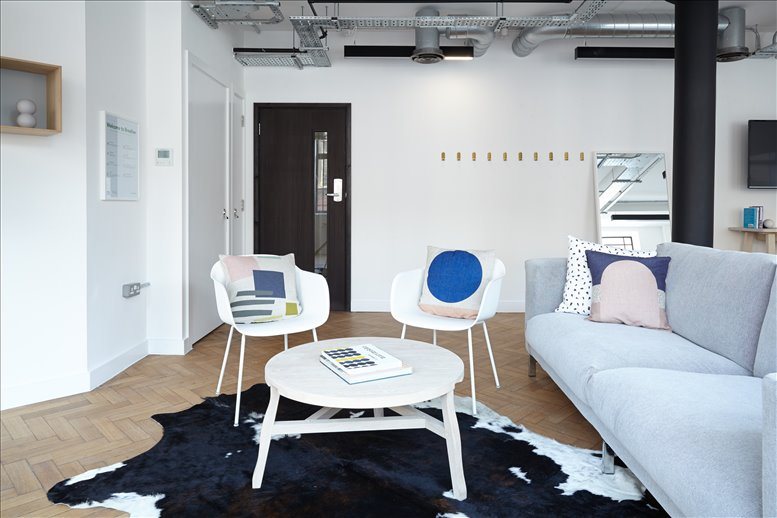 Picture of 21 Poland Street Office Space for available in Soho