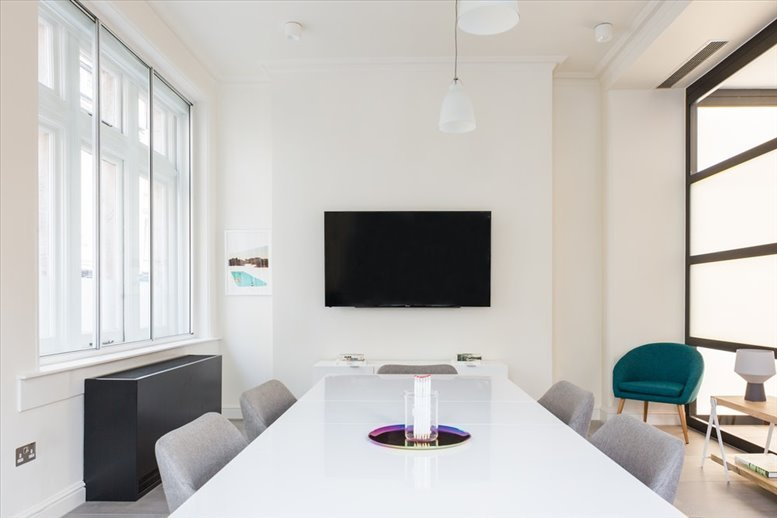 14 Golden Square Office Space Soho