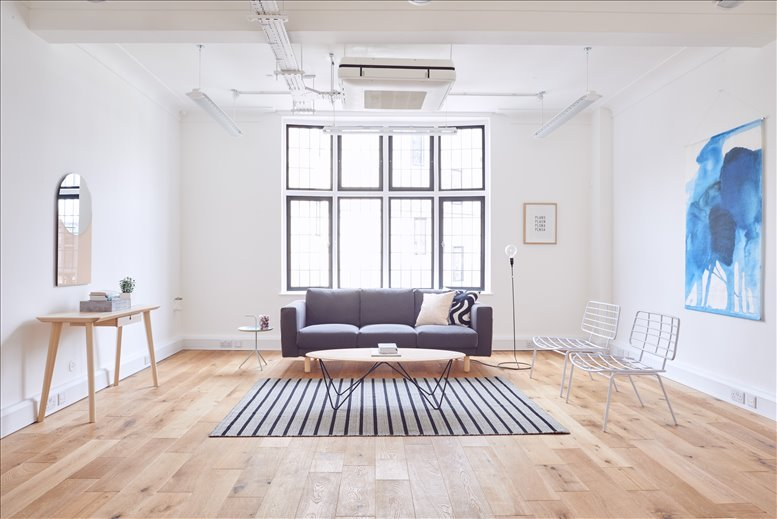 Picture of 32-34 Great Marlborough Street, Soho Office Space for available in Oxford Circus