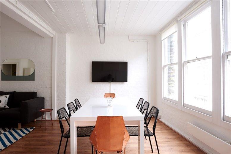 25 Lexington Street Office Space Soho