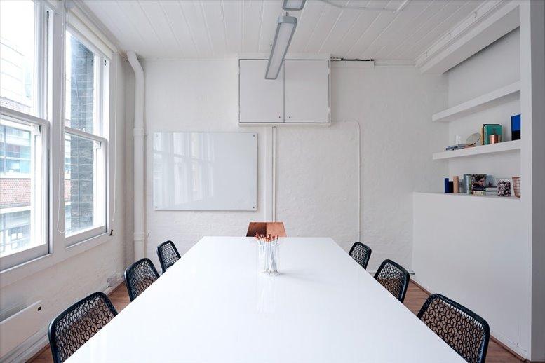 25 Lexington Street Office for Rent Soho
