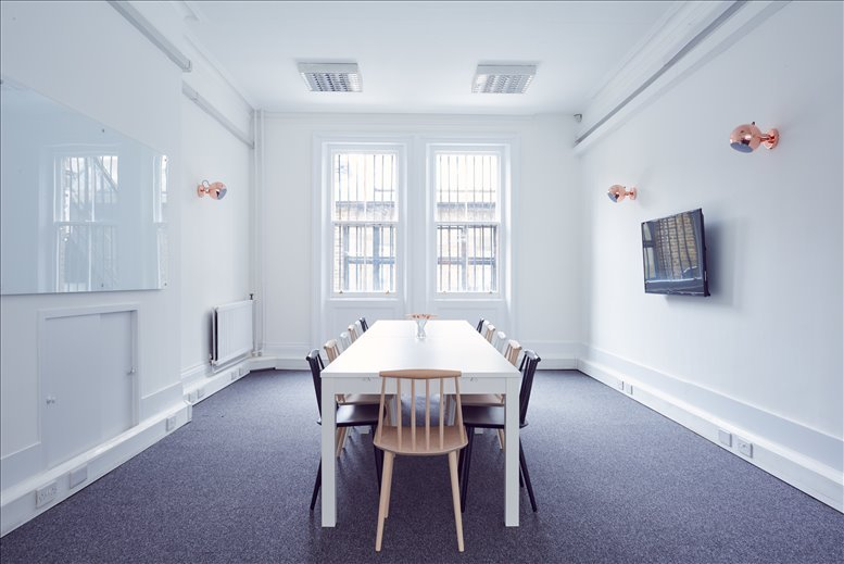 Photo of Office Space on 25 Newman Street, Central London Fitzrovia