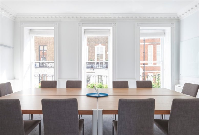 44 Welbeck Street, London Office for Rent Marylebone