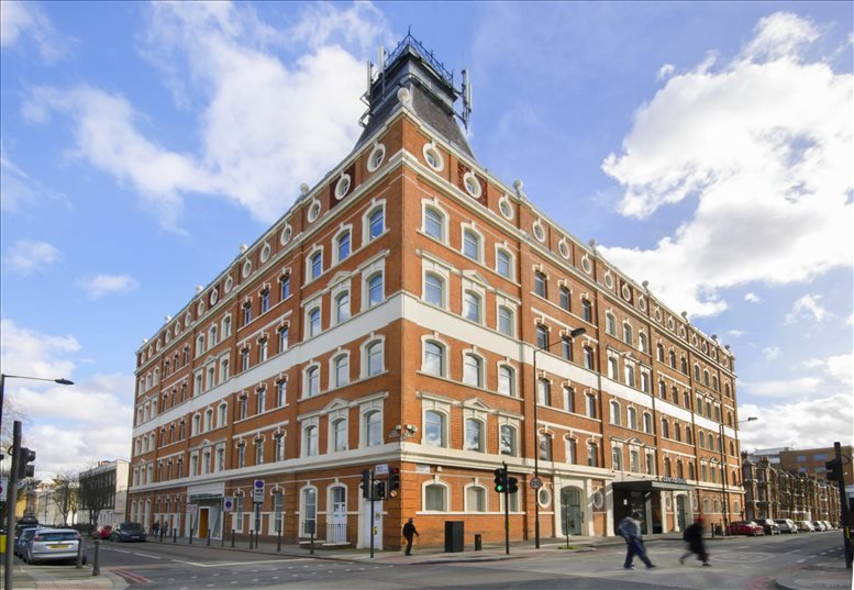 Centro Buildings, 20-23 Mandela Street, London Office Space Camden Town