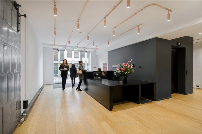Centro Buildings, 20-23 Mandela Street, London Office for Rent Camden Town
