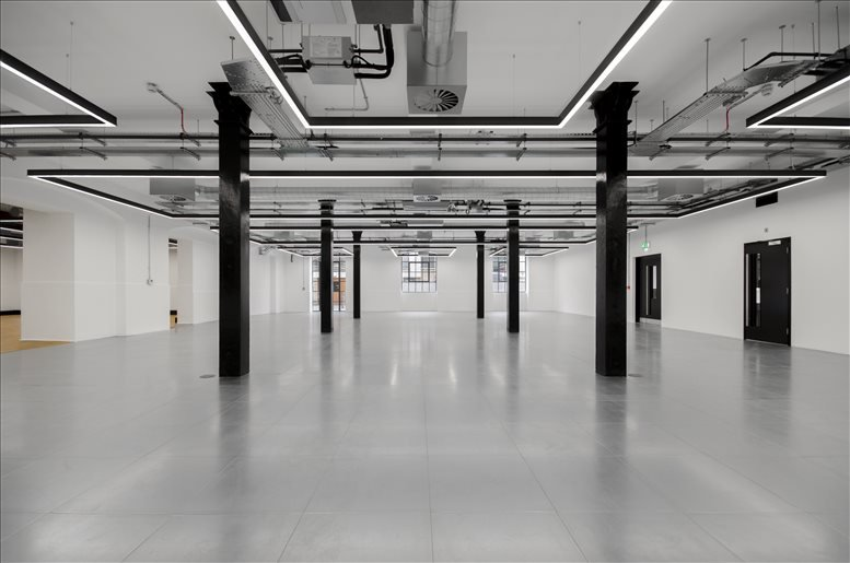 Image of Offices available in Camden Town: Centro Buildings, 20-23 Mandela Street, London