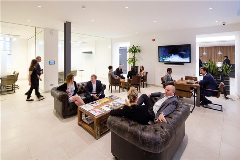 Salisbury House, 29 Finsbury Circus, London City Office for Rent Moorgate