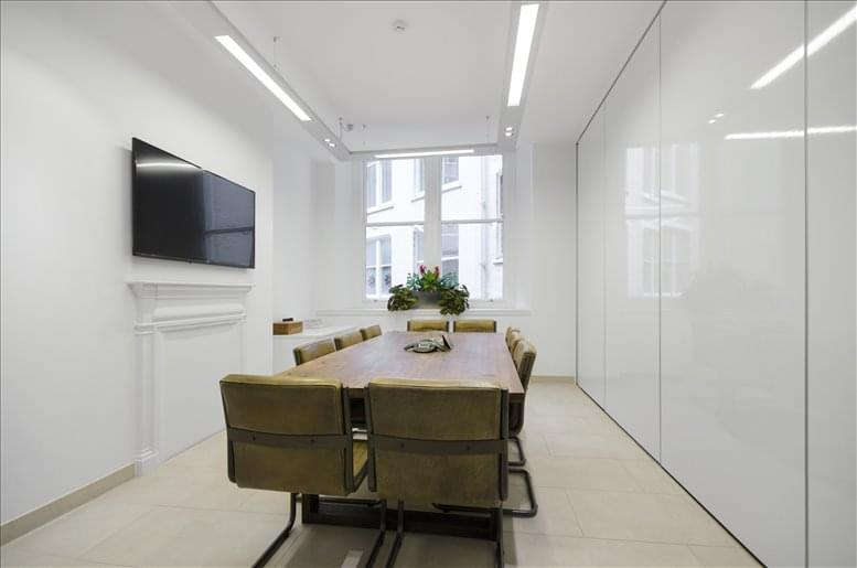 Moorgate Office Space for Rent on Salisbury House, 29 Finsbury Circus, London City