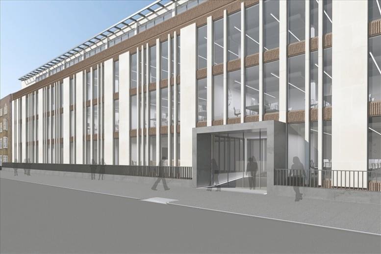 Photo of Office Space on Edinburgh House, 154-182 Kennington Lane, Kennington Vauxhall