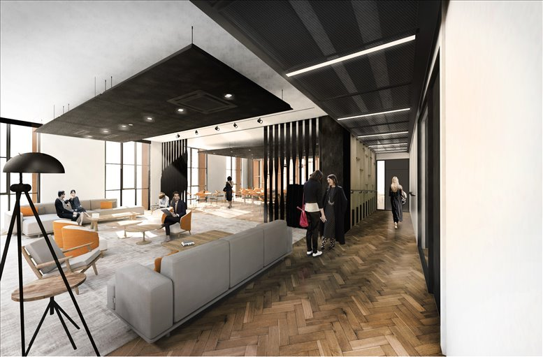 Photo of Office Space on The Frames, 1 Phipp Street Shoreditch