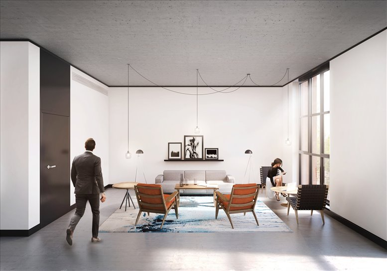 Image of Offices available in Shoreditch: The Frames, 1 Phipp Street
