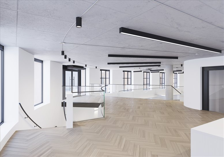 Shoreditch Office Space for Rent on The Frames, 1 Phipp Street