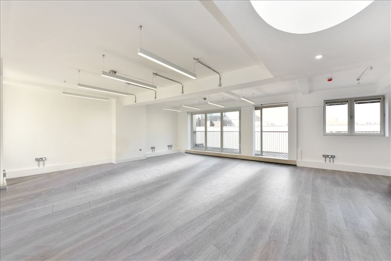 25-26 Poland Street Office Space Soho