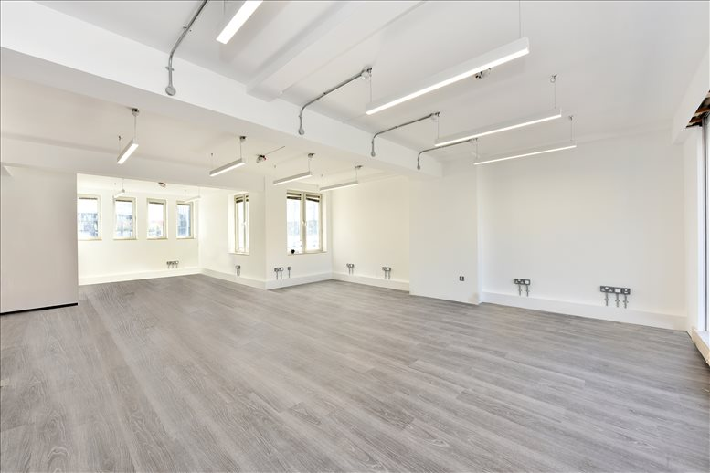 Photo of Office Space on 25-26 Poland Street Soho