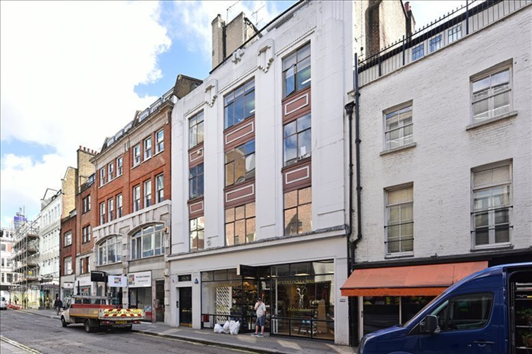 Picture of 25-26 Poland Street Office Space for available in Soho