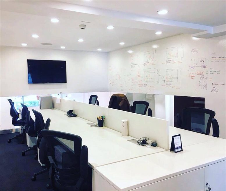 Rent Clapham Office Space on 83 Lavender Hill, London