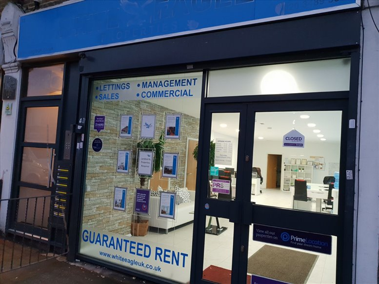 Office for Rent on 33 Green Lane, Ilford Ilford