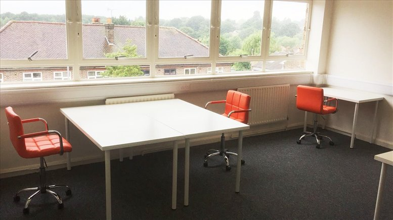 Office for Rent on 117 Hook Road Chessington