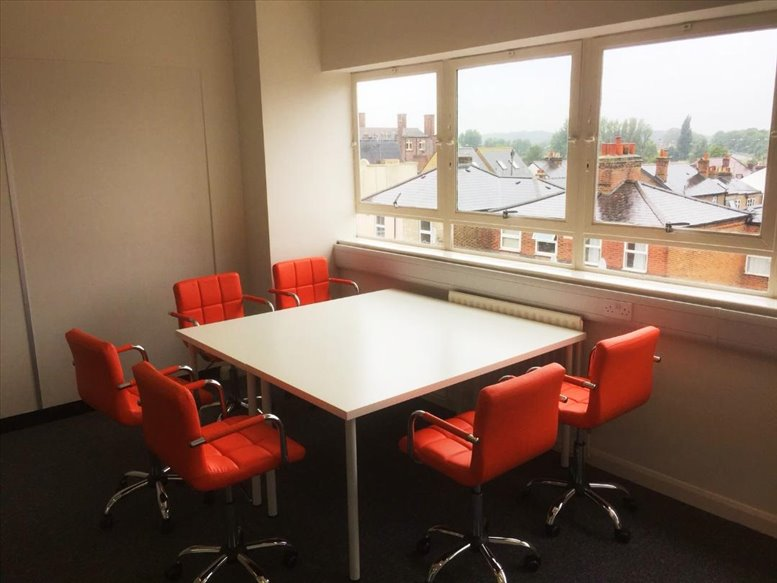 Surbiton Office Space for Rent on 117 Hook Road, Surbiton
